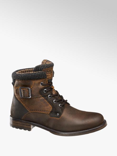 AM SHOE Læderstøvle