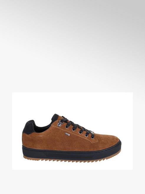 MEXX Sneaker marrone con suola in gomma