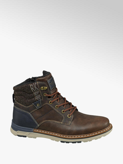 Venice Mens Casual Lace-up Boot