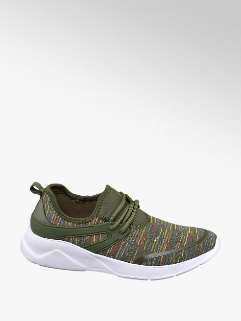Vty Ladies Casual Lace-up Trainer