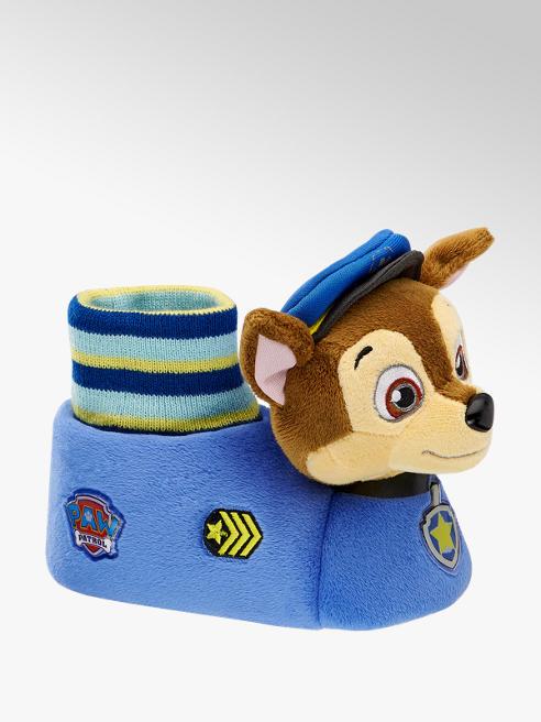 Paw Patrol Blauwe hond pantoffel