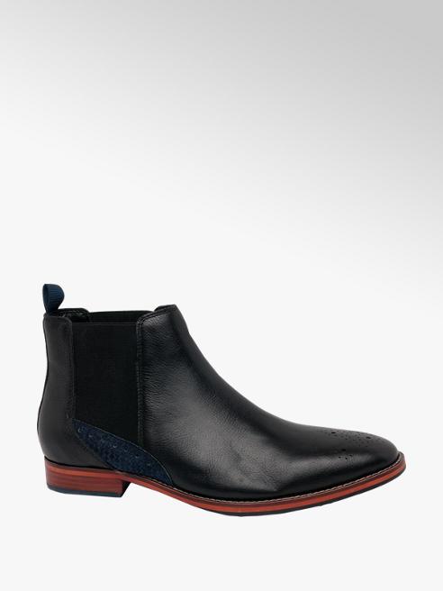 AM SHOE Mens Formal Slip-on Boots