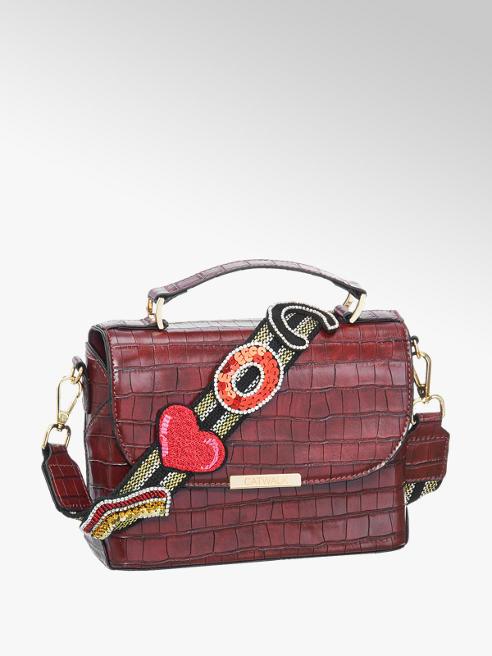 Catwalk Дамска чанта с къса дръжка