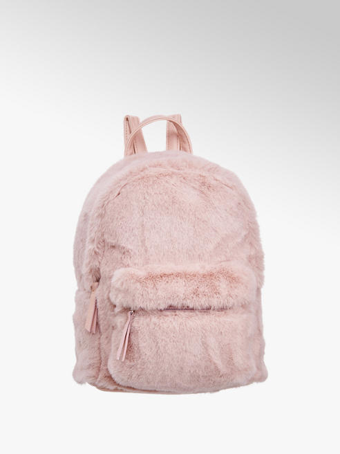 Catwalk Fluffy Backpack