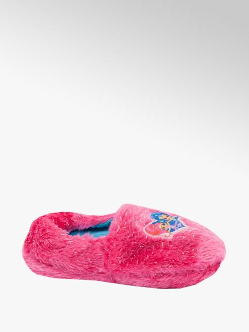 Girls Shimmer & Shine Slippers