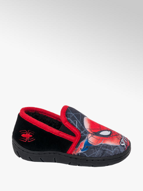 Spiderman Junior Boy Spiderman Slippers
