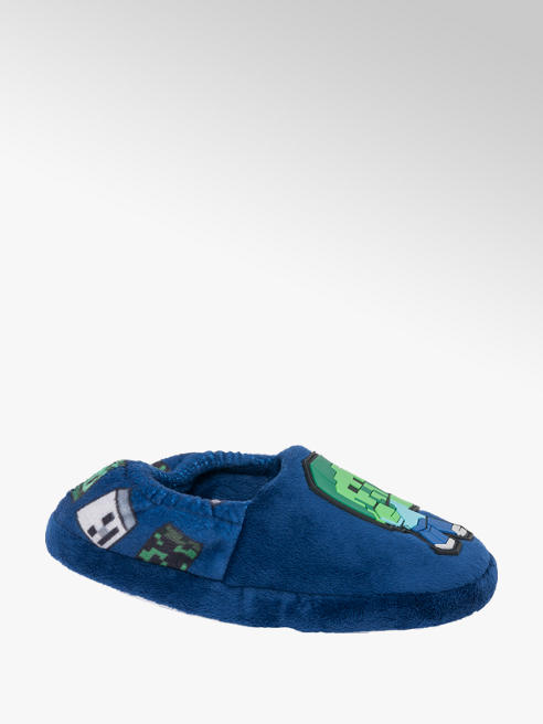 Minecraft Slippers
