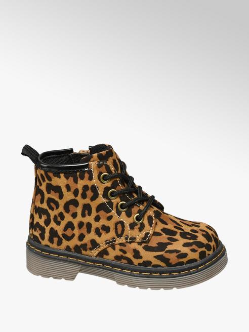 Cupcake Couture Leopard veterbootie