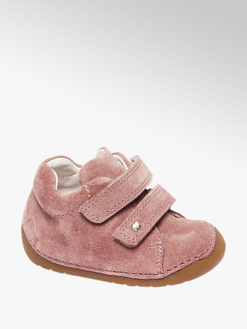 Elefanten Roze schoen klittenband