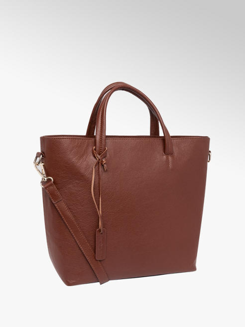 5th Avenue Leather Tote