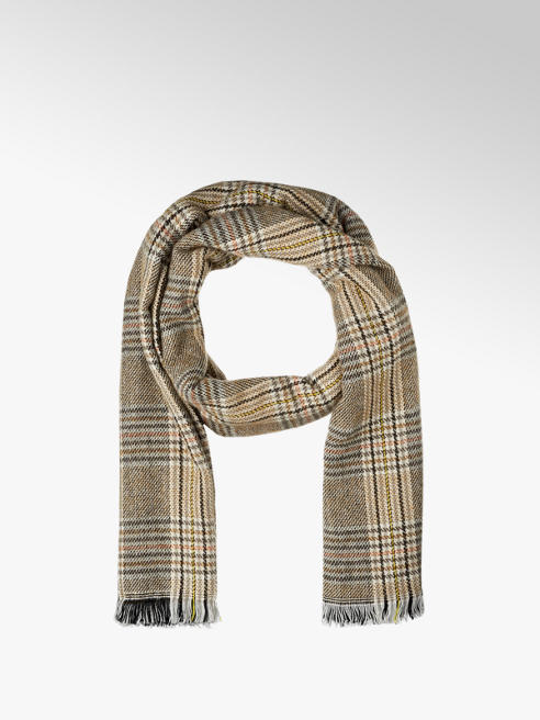 Ladies Check Scarf