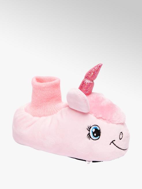 Cupcake Couture Roze pantoffel eenhoorn