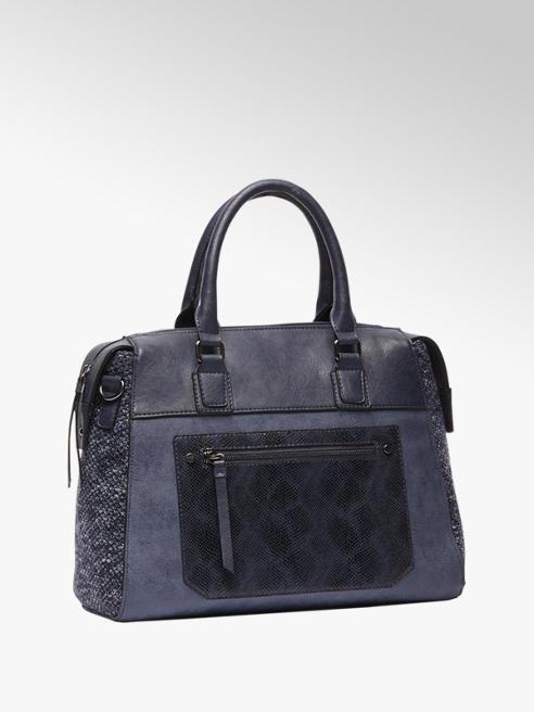 Graceland Donkerblauwe handtas