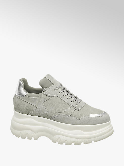 Catwalk Dad Lædersneaker Low