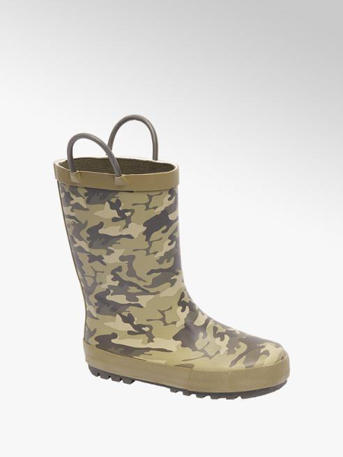 Cortina Armyprint regenlaars