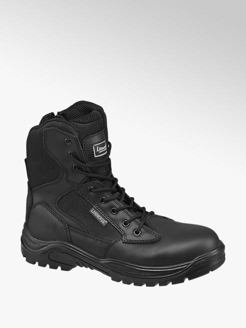 Landrover Mens Black Safety Boots