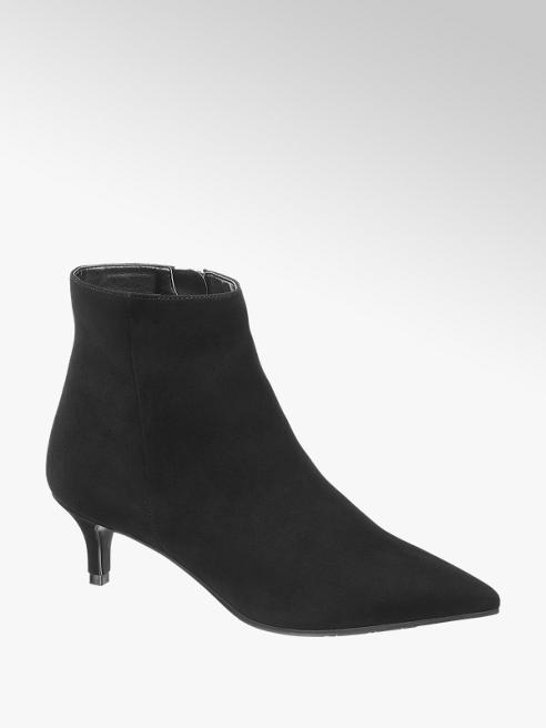 5th Avenue Heeled Boot