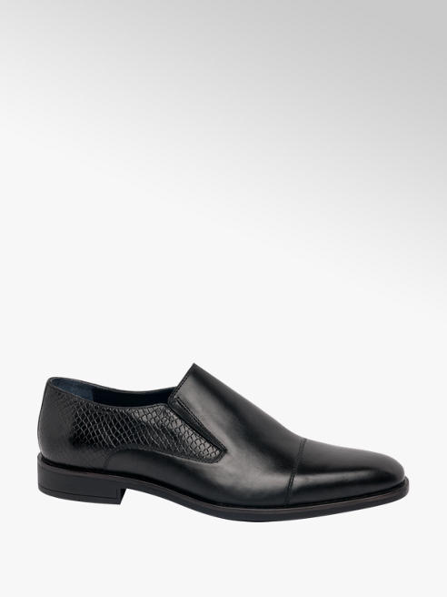 Claudio Conti Mens Formal Slip-on Shoes