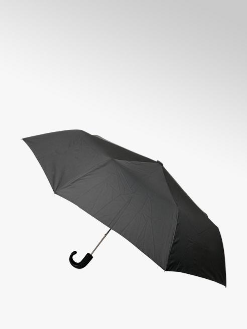 Mens Black Umbrella