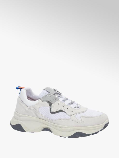 AM shoe Grijze sneakers vetersluiting