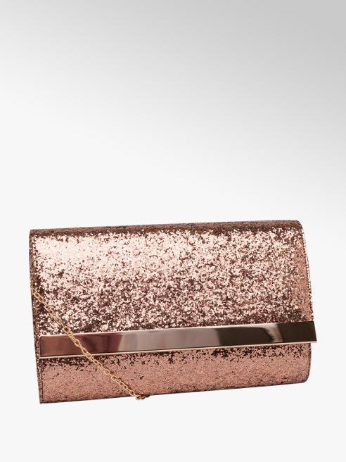 Glitter Clutch Bag