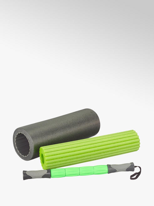 Schildkröt 3 in 1 Massage Roller Set