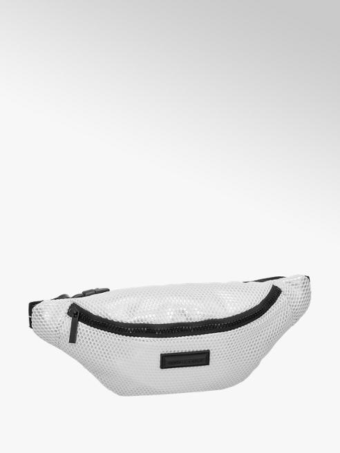 Kendall + Kylie Zilver fannypack