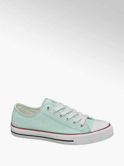 Vty Mint canvas sneaker
