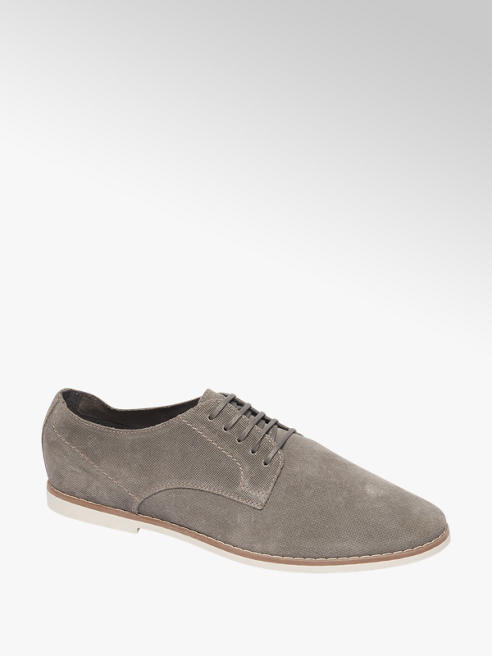 AM shoe Grijs geklede schoen