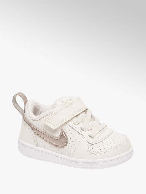 Nike Beige Court Borough Low