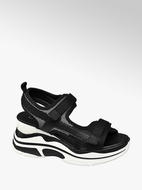 Catwalk Platform Topuklu Sandalet