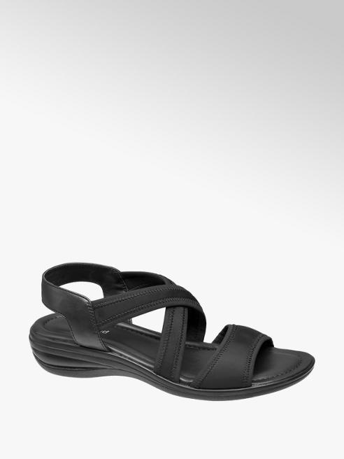 Björndal Zwarte sandaal bandjes