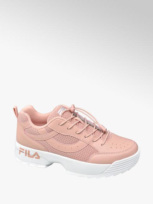 Fila Roze chunky sneaker