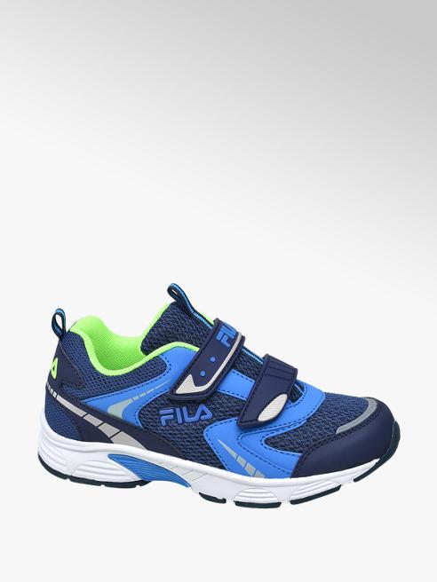 Fila Blauwe Fila sneaker klittenband