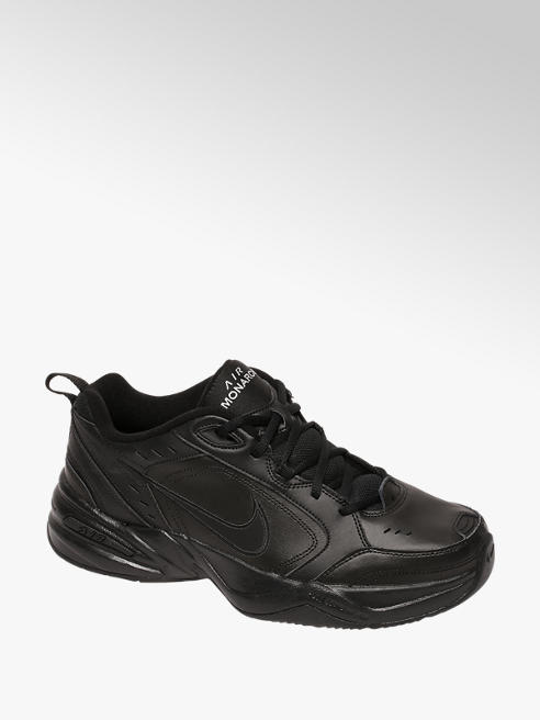 Nike Zwarte Air Monarch