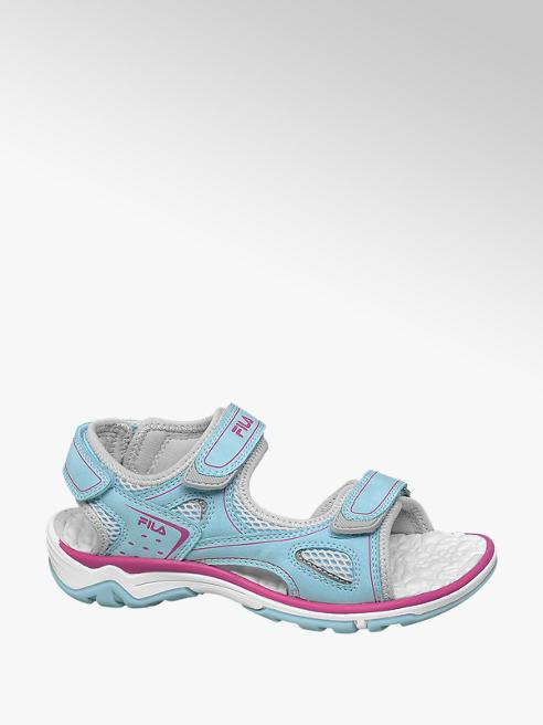 Fila sandale avec velcro filles