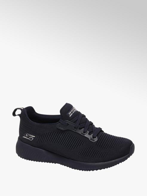 Skechers Donkerblauwe sneaker vetersluiting