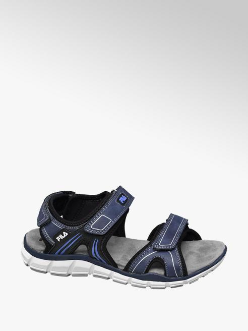 Fila Blauwe sandaal velcro