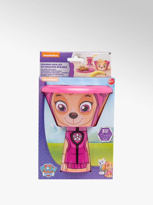 Paw Patrol 'Skye' Stacking Meal Set
