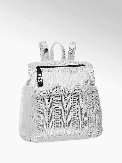 Graceland Ezüst női hátizsák
