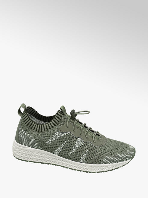 Venice Kaki sneaker light weight