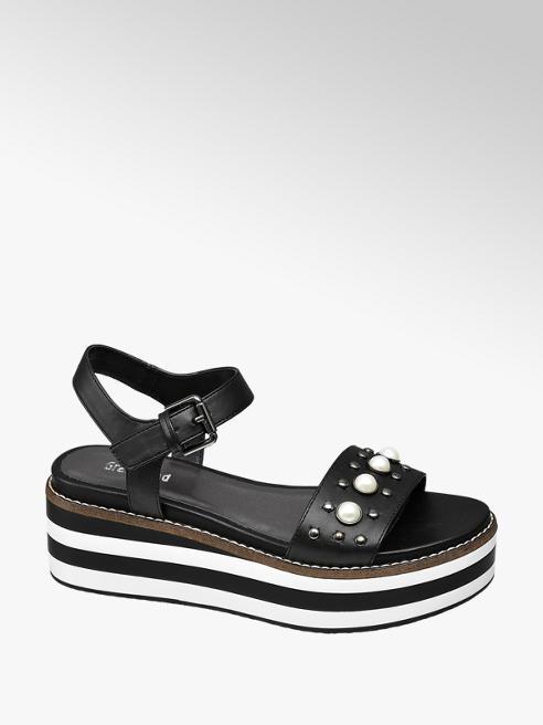 Graceland Дамски сандали на платформа