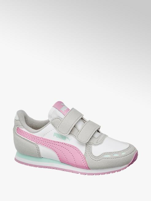 Puma Pantofi cu scai pentru copii CABANA RACER SL V PS