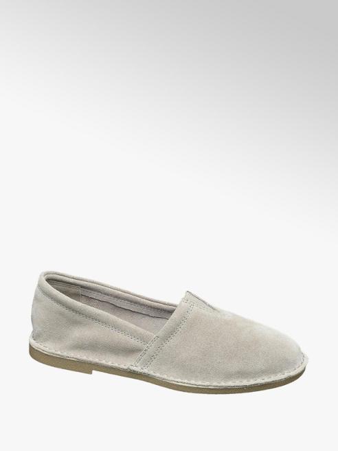 5th Avenue Grijze suède loafer