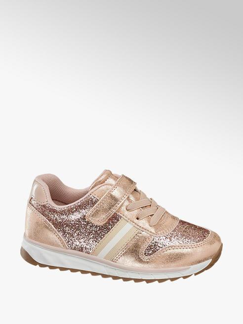 Cupcake Couture Koper kleurige sneaker glitters