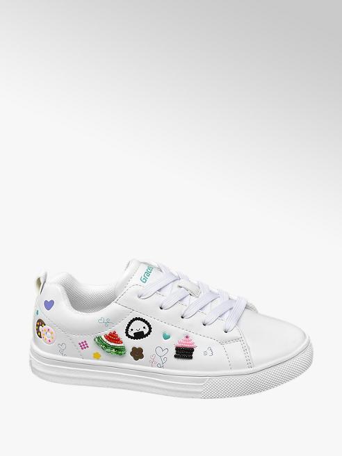 Graceland Witte sneaker symbolen