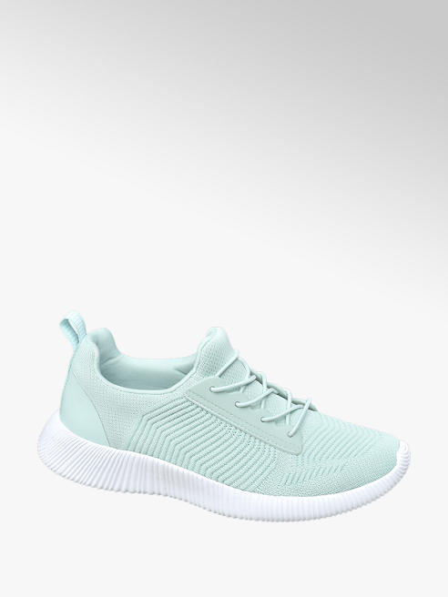 Turquoise sneaker light weight