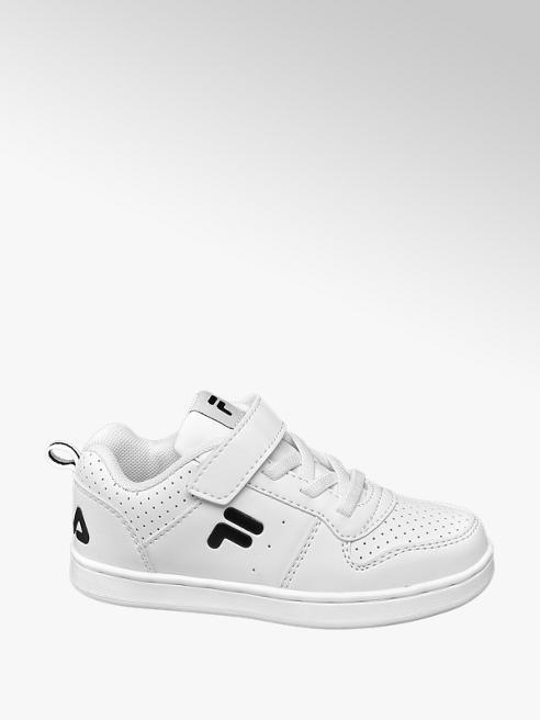 Fila Witte sneaker klittenband