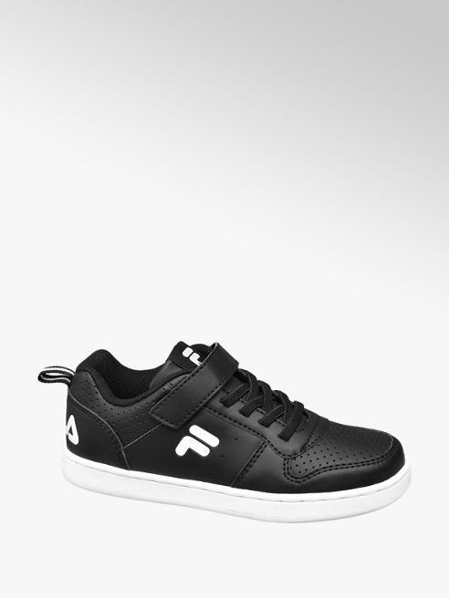 Fila Zwarte Fila sneaker klittenband