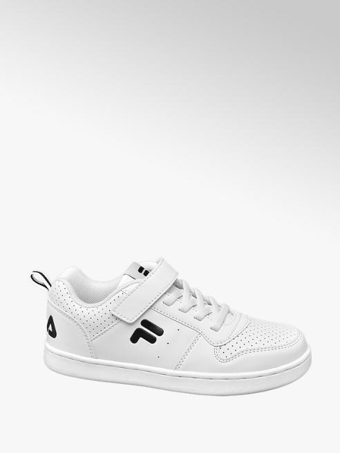 Fila Witte Fila sneaker klittenband